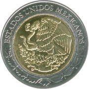 5 Pesos (José María Cos) -  obverse