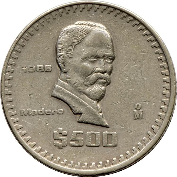 500 Pesos Mexico Numista
