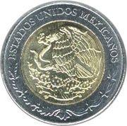 5 Pesos (Francisco Primo de Verdad y Ramos) -  obverse