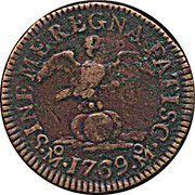 ½ Grano - Carlos III (Pattern) – obverse