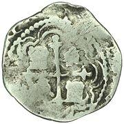 ½ Real - Felipe III – reverse