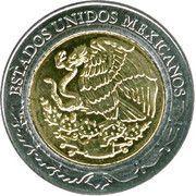 5 Pesos (Mariano Matamoros) -  obverse