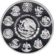 "1 Onza ""Libertad"" (Silver Bullion Coinage) -  obverse"