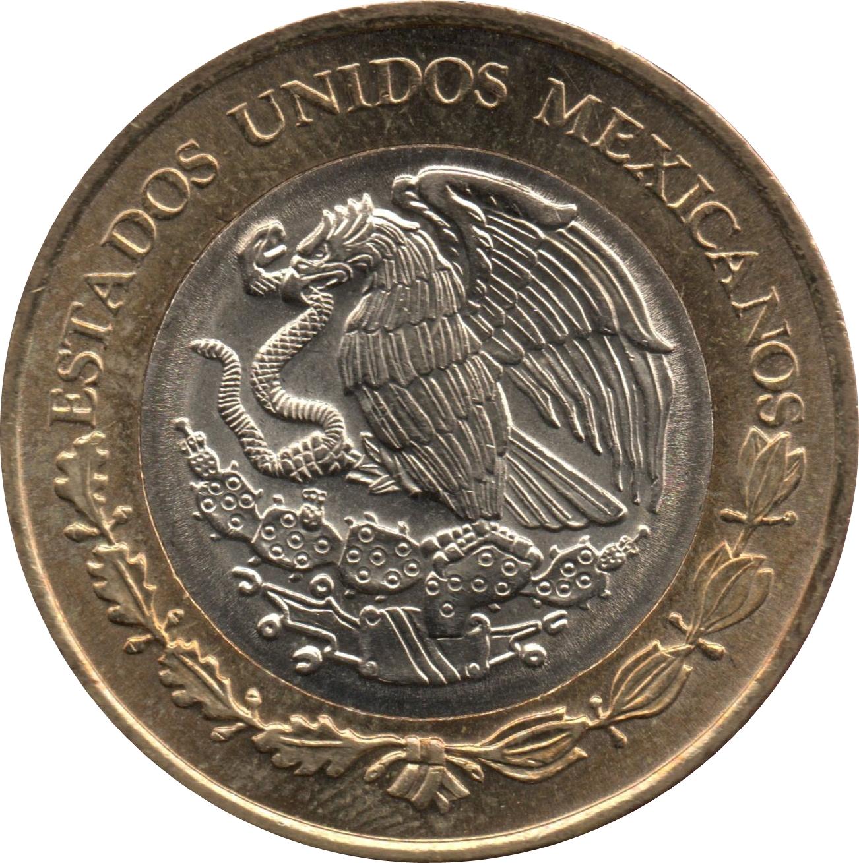 10 Pesos - Mexico – Numista