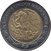 2 Pesos -  obverse