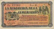 2 Pesos - State of Sonora – obverse