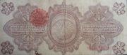 1 peso (gobierno provisional de Mexico) – reverse