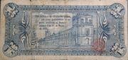 1 peso (Estado libre y soberano de Mexico) – reverse