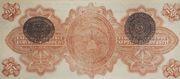 20 Pesos (Gobierno Provisional de México) – reverse