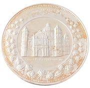 Medal - Pope John Paul II (México Siempre Fiel) – reverse
