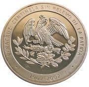 Medal - Centennial of the Modernization of the Port of Veracruz -  obverse
