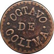 Token - Colima – obverse