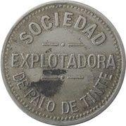 12½ Centavos - Sociedad Explotadora de Palo de Tinte – obverse