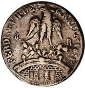 8 Reales (Supreme National Congress of America - Insurgent coinage) -  obverse