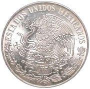 25 Pesos (Benito Pablo Juarez Garcia) -  obverse
