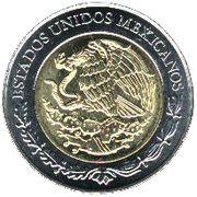 5 Pesos (Luis Cabrera) -  obverse