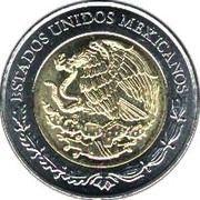 5 Pesos (Nicolás Bravo) -  obverse