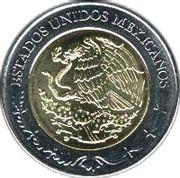 5 Pesos (Ricardo Flores Magón) -  obverse