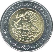 5 Pesos (Hermenegildo Galeana) -  obverse