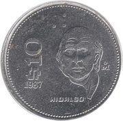 10 Pesos -  reverse