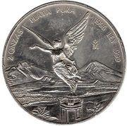 "2 Onza ""Libertad"" (Silver Bullion Coinage) -  reverse"