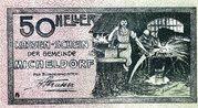50 Heller (Micheldorf) -  obverse