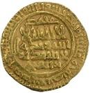 Dinar - Muhammad b. al-Fath (Sijilmasa) – obverse