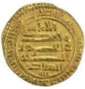 Dinar - Muhammad b. al-Fath (Sijilmasa) – reverse