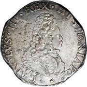 1 Filippo - Carlo III – obverse