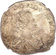 1 Filippo - Maria Theresa -  obverse