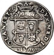 1 Ducatone - Filippo II – reverse
