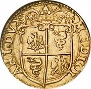 1 Doppia - Felipe II – reverse