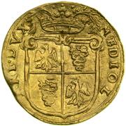 1 Doppia - Filippo II – reverse