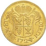1 Doppia - Carlo III – reverse
