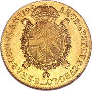 1 Sovrano - Franz II – reverse