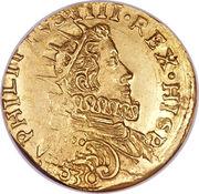 2 Doppie - Felipe IV – obverse