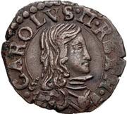 1 Quattrino - Carlo II – obverse