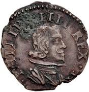 1 Quattrino - Philippe IV – obverse