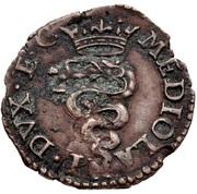 1 Quattrino - Philippe IV – reverse