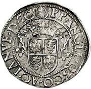 1 Teston - Ludovico Maria Sforza -  obverse