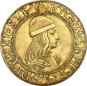 2 Ducati - Galeazzo Maria Sforza – obverse