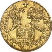 2 Ducati - Galeazzo Maria Sforza – reverse