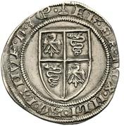 1 Grosso - Francesco I Sforza -  obverse