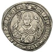 1 Grosso - Francesco I Sforza – reverse