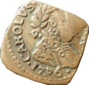 1 Quattrino - Carlos III – obverse