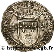 Louis XII - Duché de Milan - Gro royal de six sous – obverse