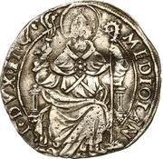 Louis XII - Duché de Milan - Gro royal de six sous – reverse