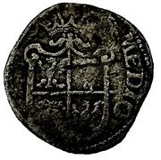 Parpaiolle Philippe III d'Espagne - Duché de Milan – obverse