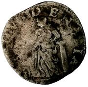 Parpaiolle Philippe III d'Espagne - Duché de Milan – reverse