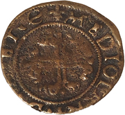Trillina - Francesco I -  obverse